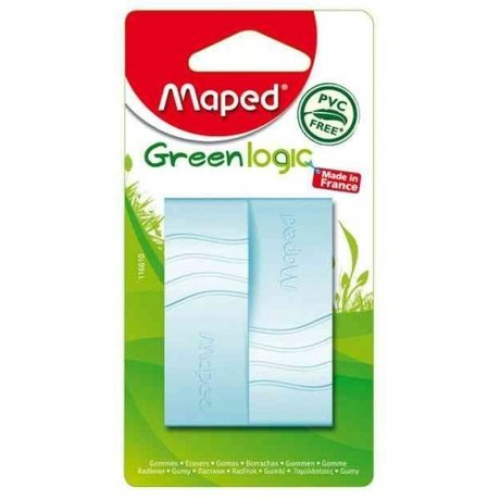 Гума Maped Greenlogic 2 бр.