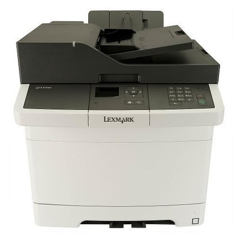 Color Laser Multifunctional Lexmark CX317dn 3in1; Duplex; A4